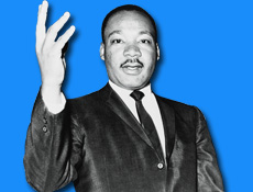 Dr. Martin Luther King's Birthday | iamlvingtoo